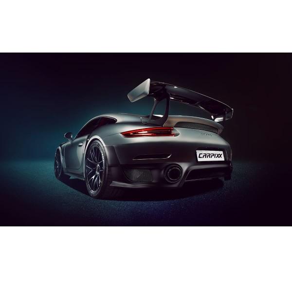 Porsche GT2 RS von hinten Detail