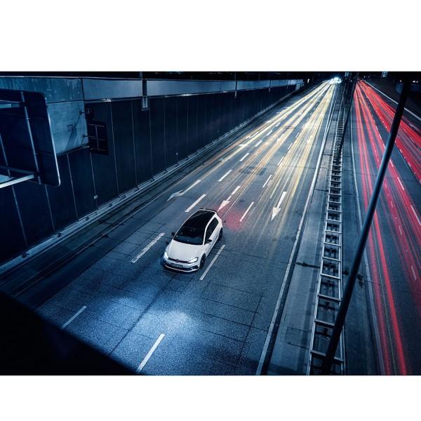 VW Golf GTI Clubsport auf Straße