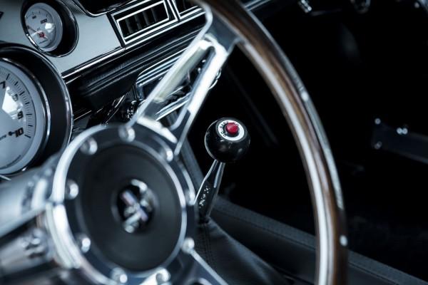 Wandbild 1967 Ford Mustang Eleanor Go Baby Go