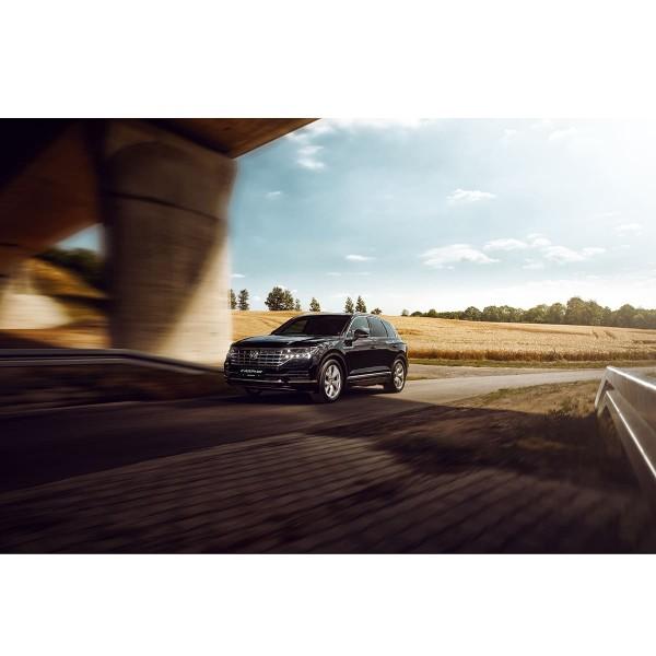 VW Touareg Landschaft