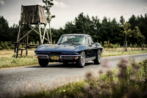 1963 Corvette C2 SplitWindow Vorn