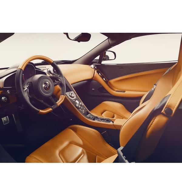 McLaren 650s Interieur