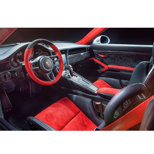 Porsche GT2RS Interieur