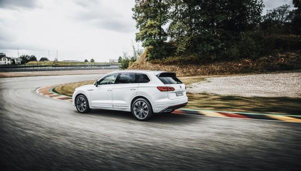 Volkswagen Touareg R-Line Sachsenring
