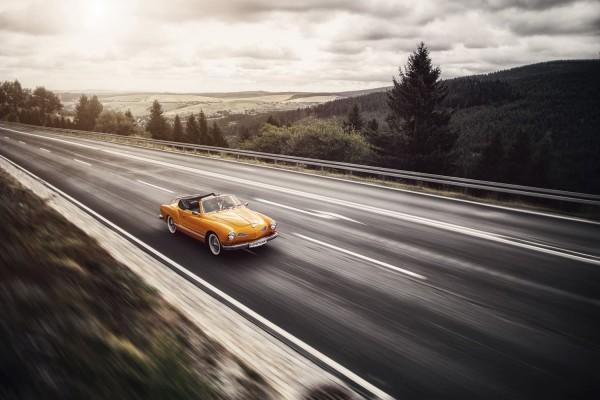 Volkswagen Karmann Ghia Fichtelberg
