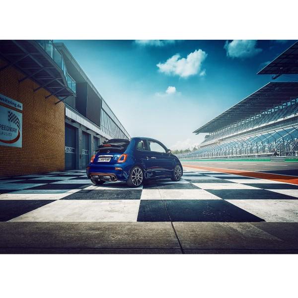 Fiat Abarth 500 Lausitzring