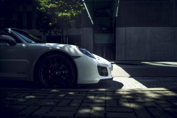 Porsche Carrera 4 GTS Detail