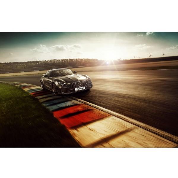 Mercedes AMG GTR Lausitzring