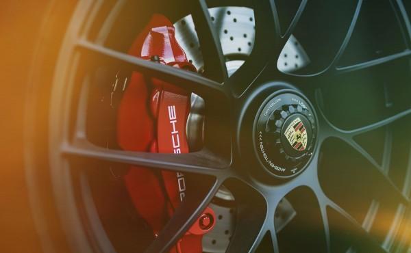 Porsche Carrera 4 GTS Felge
