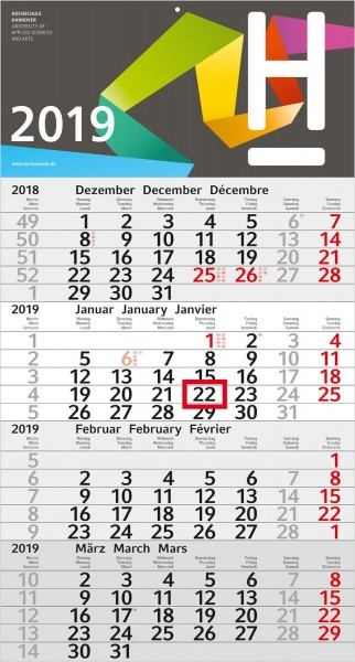 4-Monatskalender Budget 4 Complete