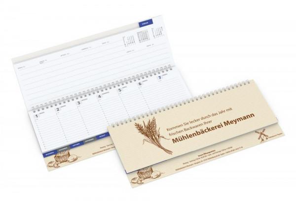 Organisationskalender Master Register Karton Complete
