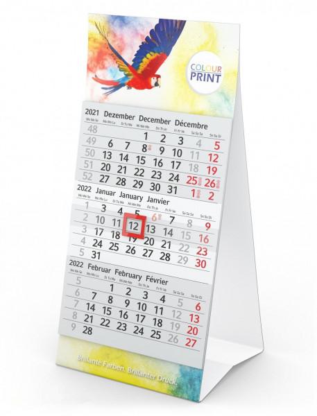 Tischkalender Mini 3 Complete