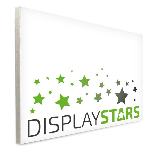 kapa weichschaum platten drucken kaufen displaystars. Black Bedroom Furniture Sets. Home Design Ideas